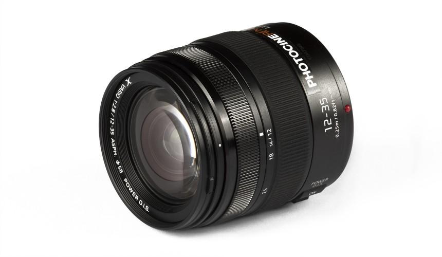 Panasonic Lumix 12-35mm f/2.8 II