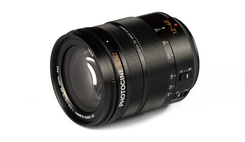 Panasonic Lumix 12-60mm f/2.8-4.0