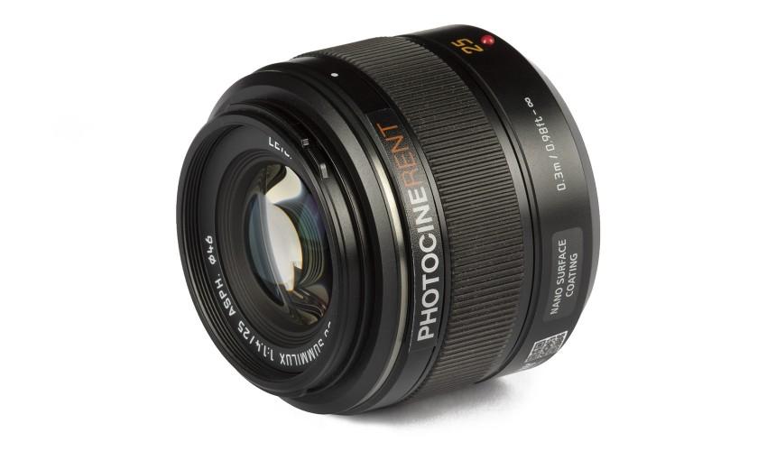 Panasonic Lumix 25mm f1.7