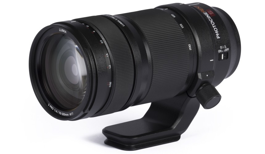 Panasonic Lumix L 70-200mm f/4