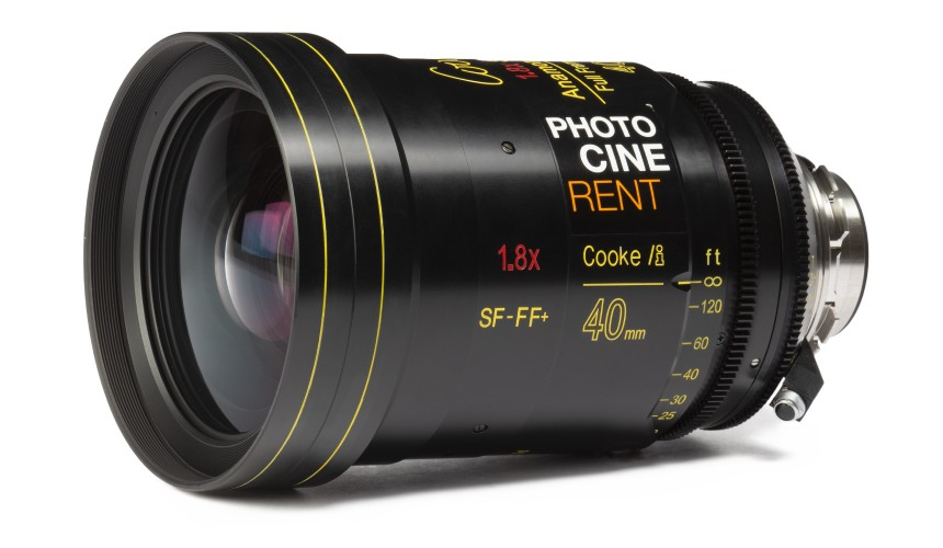 Cooke 40mm Anamorphic/i FF+SF T2.3