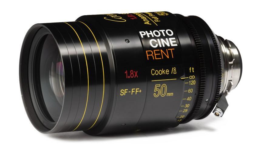 Cooke 50mm Anamorphic/i FF+SF T2.3