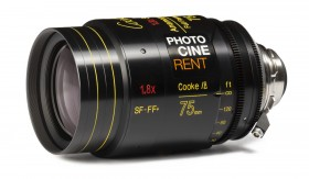Cooke 75mm Anamorphic/i FF+SF T2.3