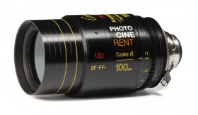 Cooke 100mm Anamorphic/i FF+SF T2.3
