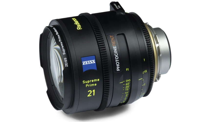 ZEISS - Supreme Prime Radiance 21mm T1.5