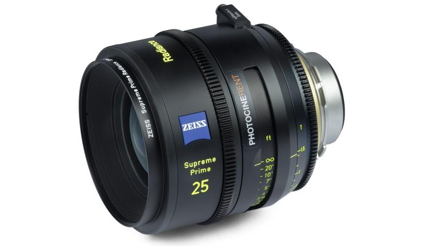 ZEISS - Supreme Prime Radiance 25mm T1.5