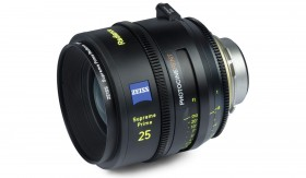 ZEISS - Supreme Prime Radiance 25mm T1.5