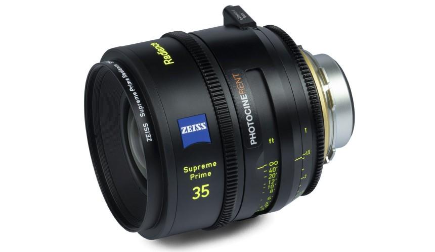 ZEISS - Supreme Prime Radiance 35mm T1.5