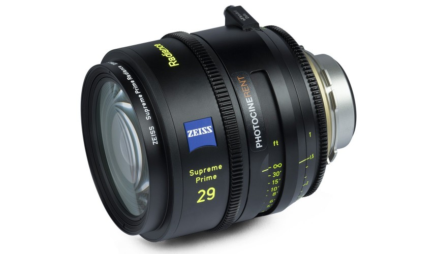 ZEISS - Supreme Prime Radiance 29mm T1.5