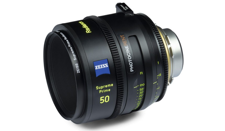ZEISS - Supreme Prime Radiance 50mm T1.5
