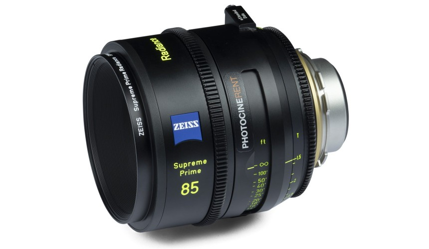 ZEISS - Supreme Prime Radiance 85mm T1.5