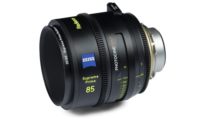 ZEISS - Supreme Prime Radiance 85mm T1.5