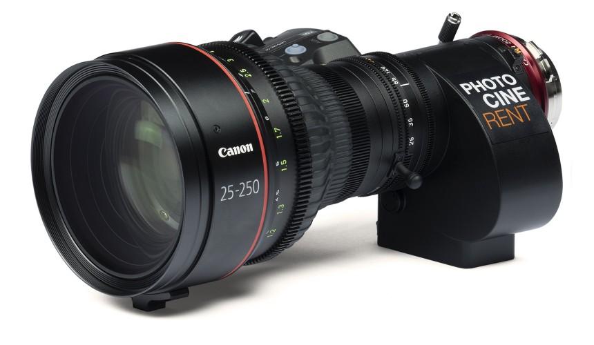 Canon 25-250mm T2.95 (CN10x25)