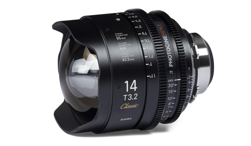Sigma Classic Prime 14mm T3.2 (FF)