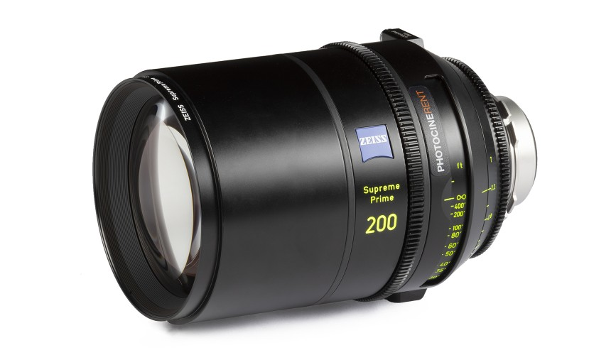 Zeiss - Supreme Prime 200mm T2.2