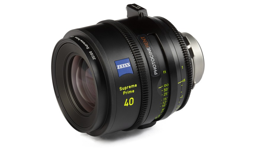 Zeiss - Supreme Prime 40mm T1.5