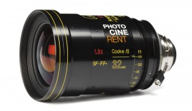 Cooke 32mm Anamorphic/i FF+SF T2.3