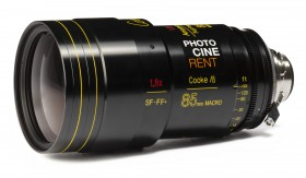 Cooke 85mm MACRO Anamorphic/i FF+SF T2.8