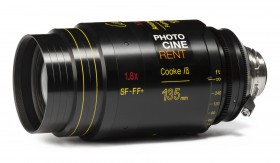 Cooke 135mm Anamorphic/i FF+SF T2.3