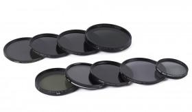 ND & Polarizer Filters - Circular