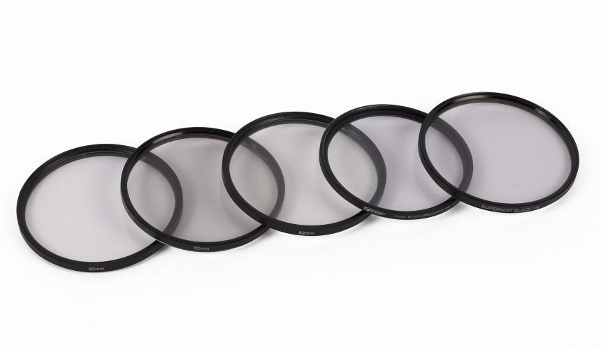 Diffusion Filters - Circular