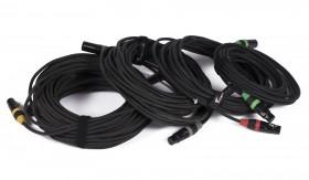 Câbles DMX