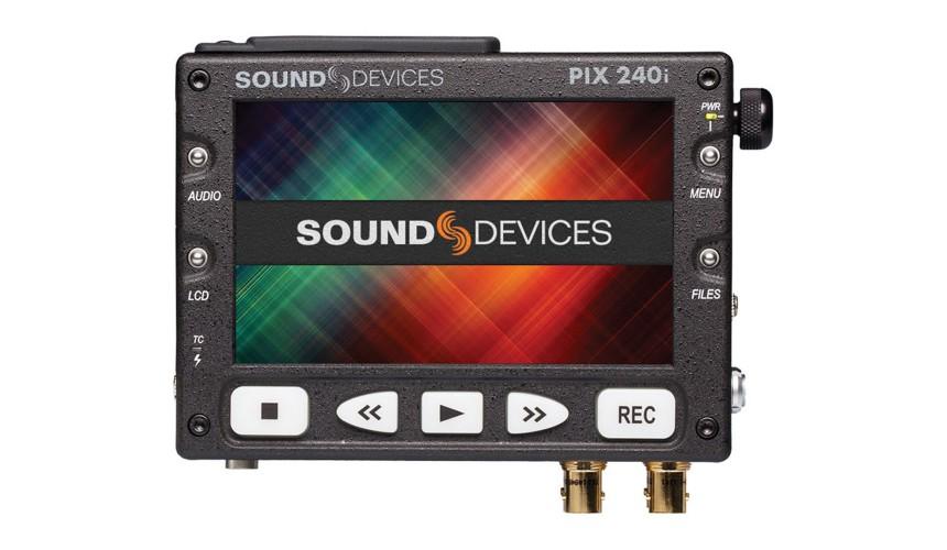 Sound Device PIX 240i