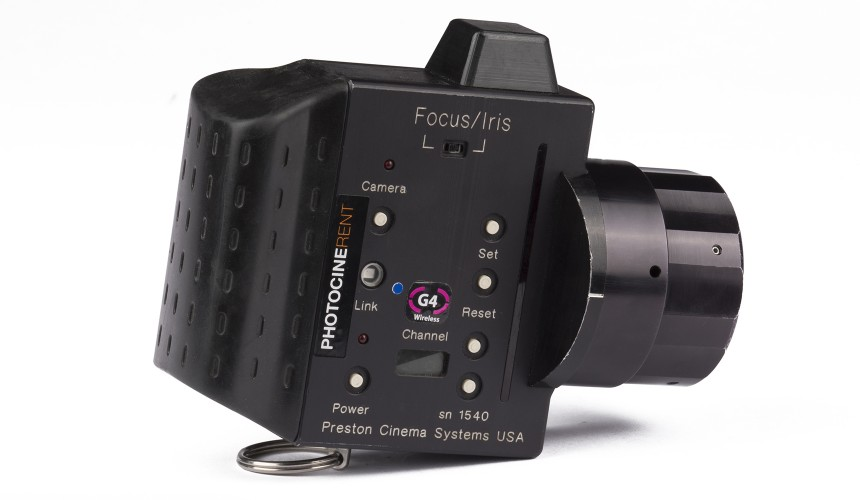 Preston Commande Focus/Iris