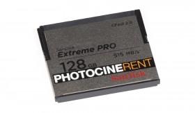 SanDisk CFast 2.0 128GB Extreme Pro 515MB/s