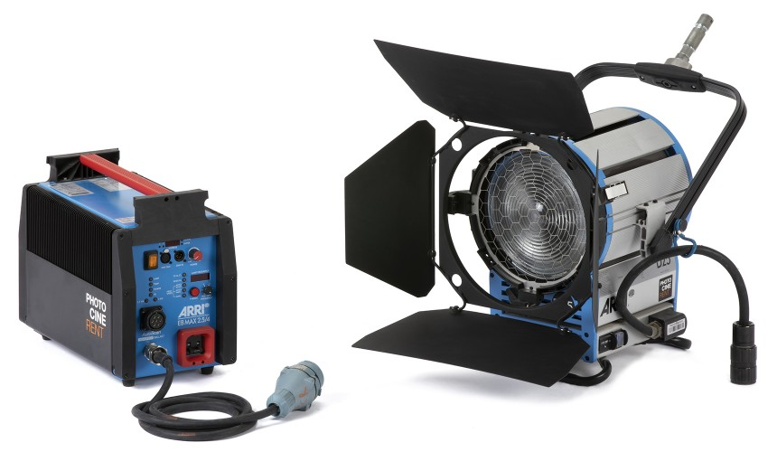 ARRI True Blue D25
