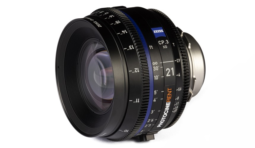 Compact Prime CP.3 21mm/T2.9