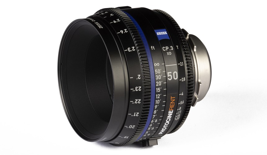 Compact Prime CP.3 50mm/T2.1