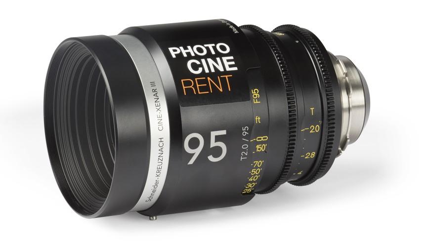 Cine-Xenar 95mm T2.0