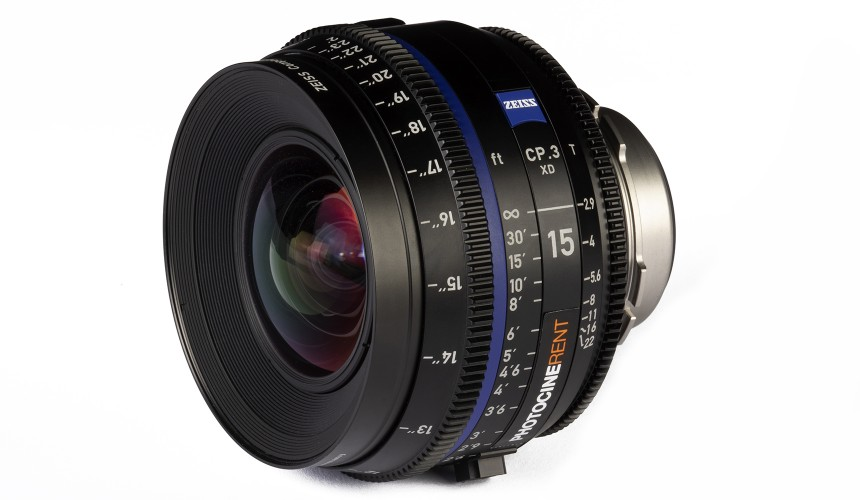 Compact Prime CP.3 15mm/T2.9