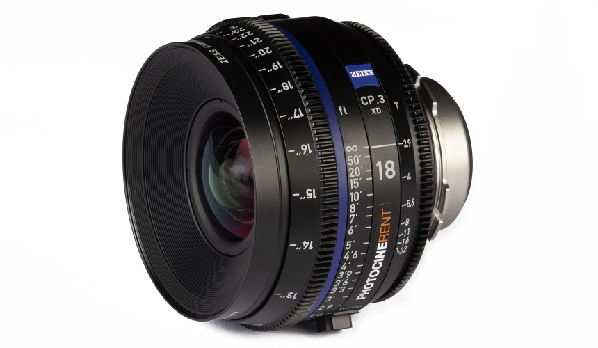 Compact Prime CP.3 18mm/T2.9
