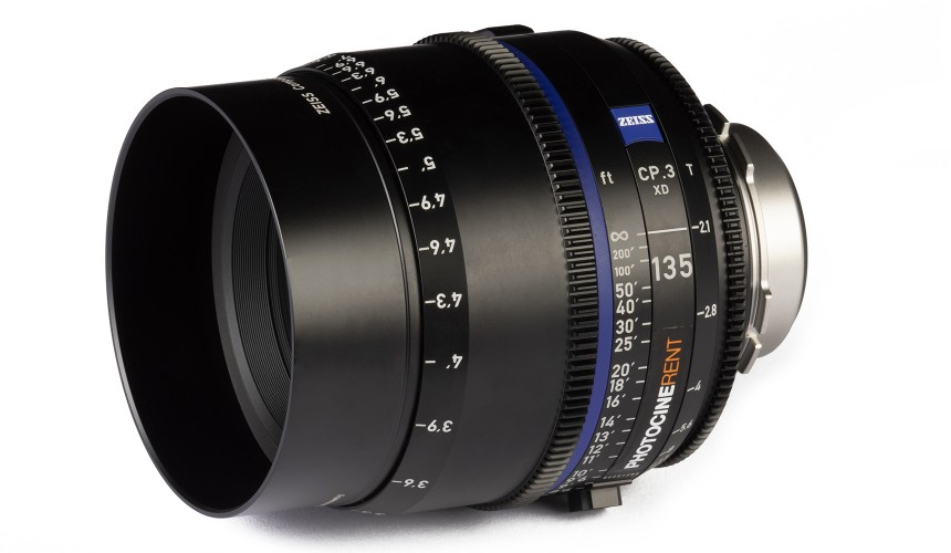 Compact Prime CP.3 135mm/T2.1