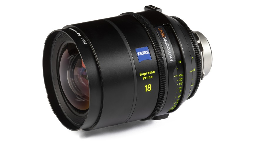 Zeiss - Supreme Prime 18mm  T1.5