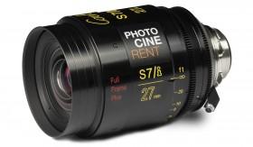 Cooke S7/i 27mm T2