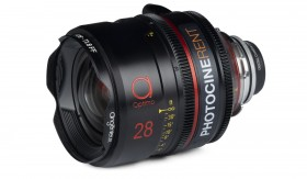 Angenieux Optimo Prime 28mm T1.8