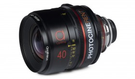 Angenieux Optimo Prime 40mm T1.8