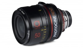 Angenieux Optimo Prime 50mm T1.8