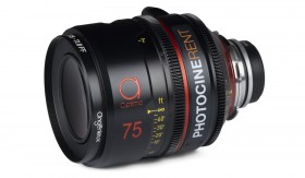 Angenieux Optimo Prime 75mm T1.8