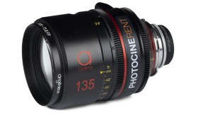 Angenieux Optimo Prime 135mm T1.8