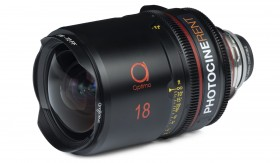 Angenieux Optimo Prime 18mm T2