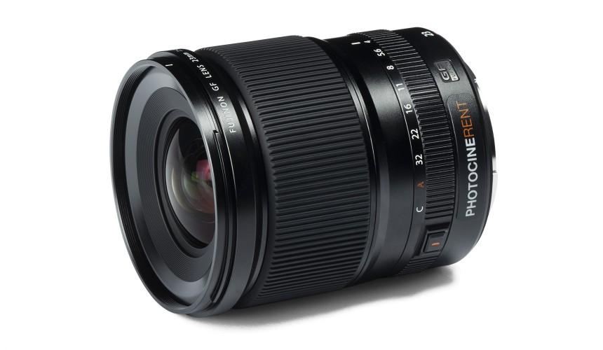 Fujinon GF 23mm f/4