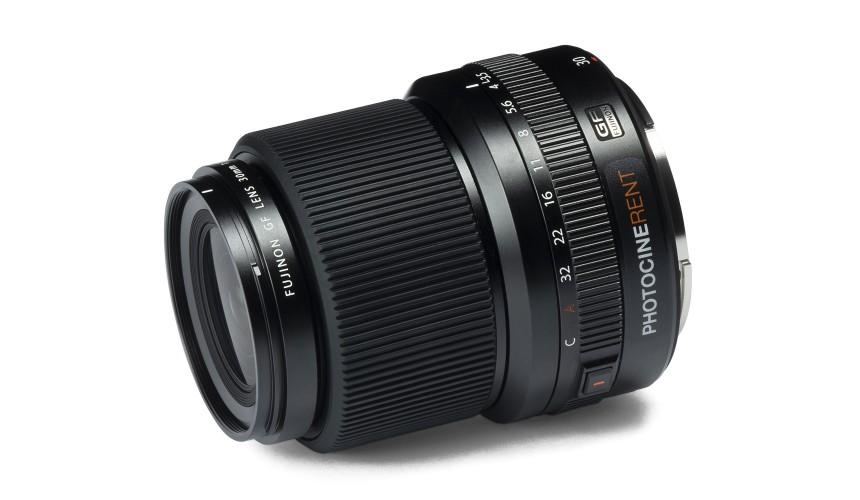 Fujinon GF 30mm f/3.5