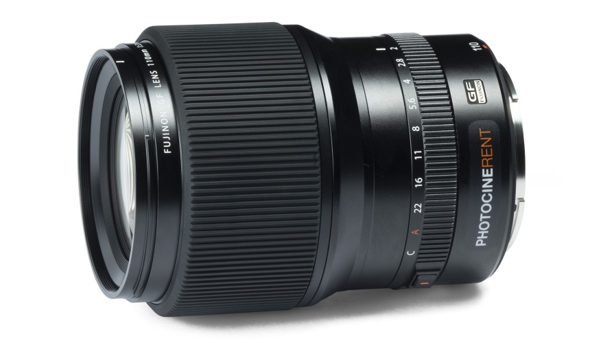 Fujinon GF 110mm f/2