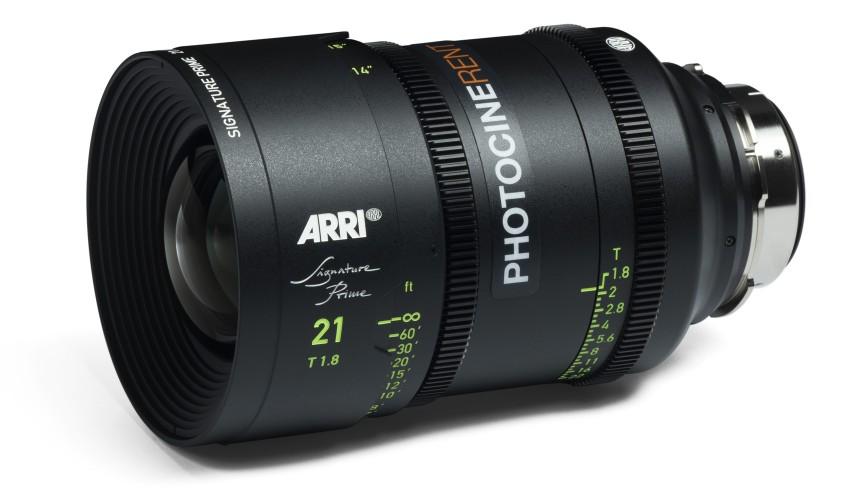 ARRI Signature Prime 21mm T1.8