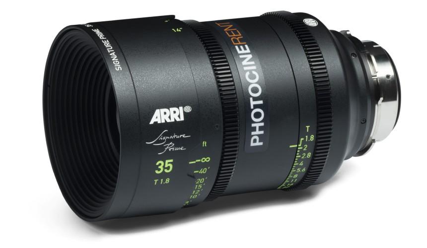 ARRI Signature Prime 35mm T1.8