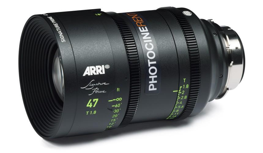 ARRI Signature Prime 47mm T1.8